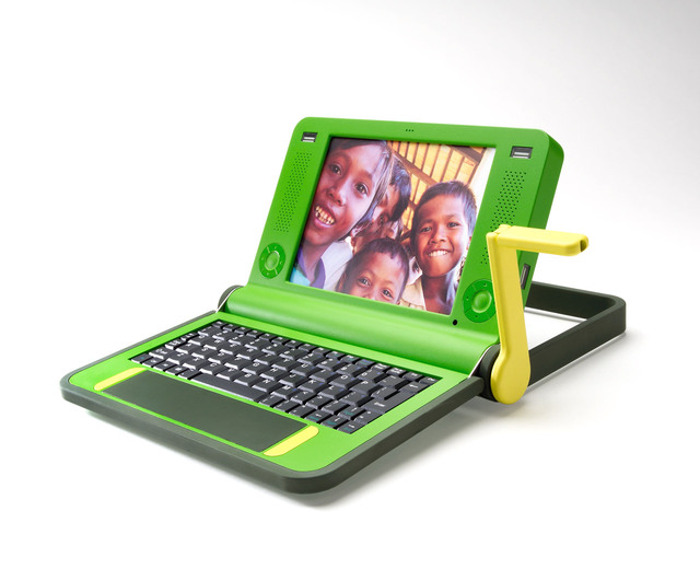Laptopcrank